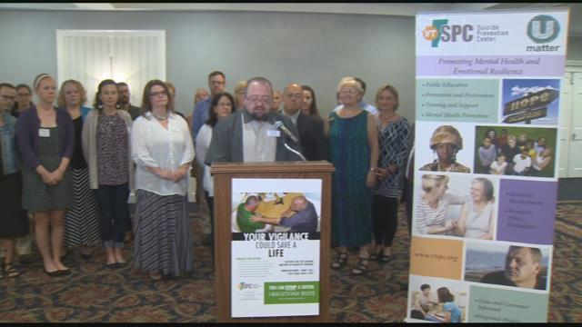 Unusual Partnership Aims to Reduce Suicide in Vermont