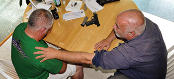 Collaborative Effort To Reduce Gun Suicides Focuses On Outreach