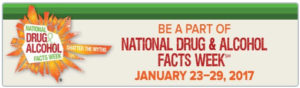 National Drug and Alcohol Week