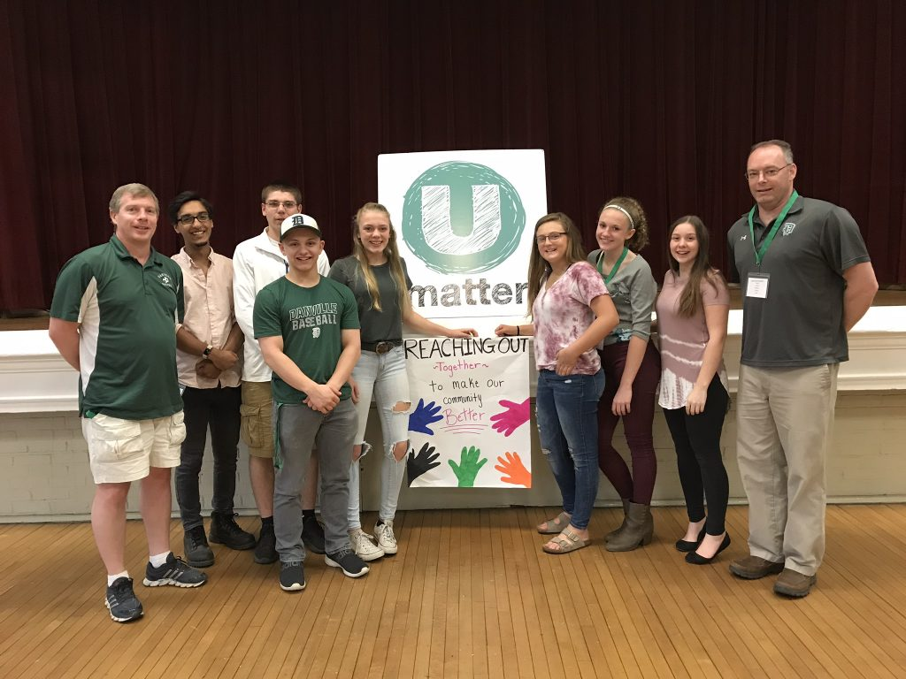 Umatter for Youth & Young Adults